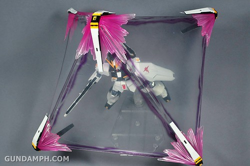 Robot Damashii Nu Gundam & Full Extension Set Review (85)