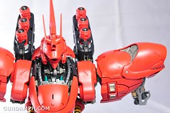 Formania Sazabi Bust Display Figure Unboxing Review Photos (88)