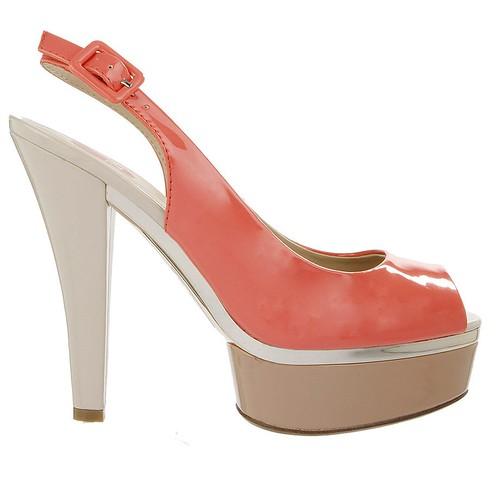 Zapato bicolor maxi plataforma de Exe en El Armario de la Tele PVP, 74,75€ LOVELYSTYLE