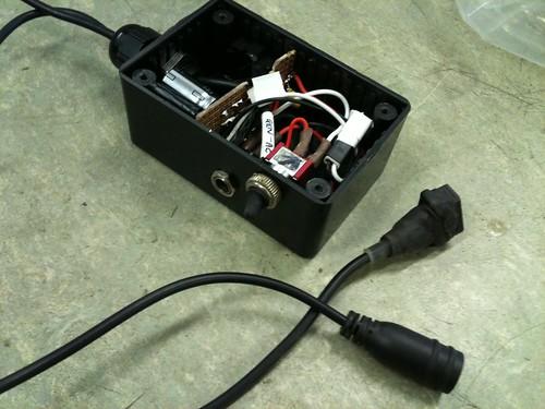 JackPlug power system