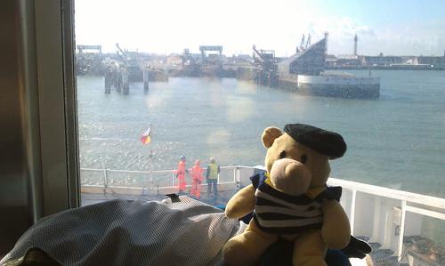 Calais Ferry Port