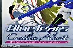 Armor Girls Project Cecilia Alcott Blue Tears Infinite Stratos Unboxing Review (4)