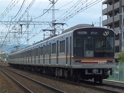 66607F @南茨木〜茨木市