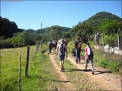 304ª Trilha - 6 Cachoeiras do Rincão do Canto - Itaara RS_02