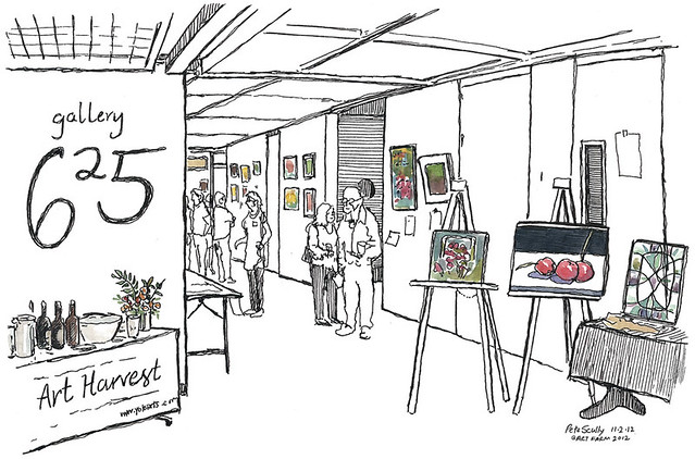 Gallery 625: ArtFarm 2012