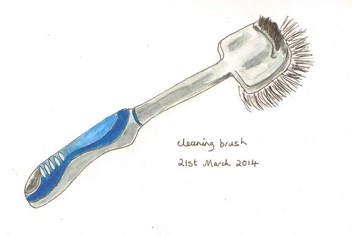 cleaning - v