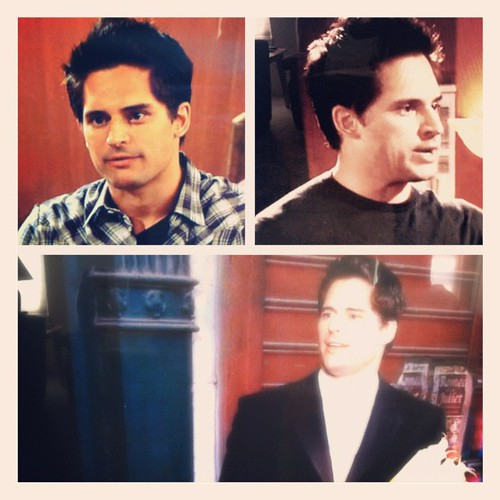#picstitch caught Joe Manganiello on HIMYM