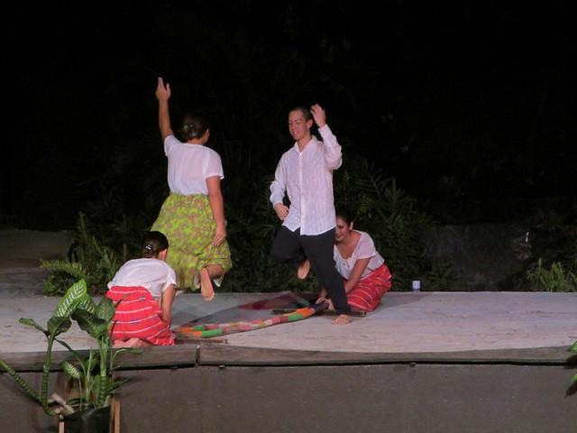 Luau Dancing 2