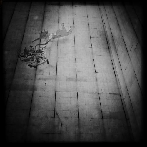 Falling by Darrin Nightingale