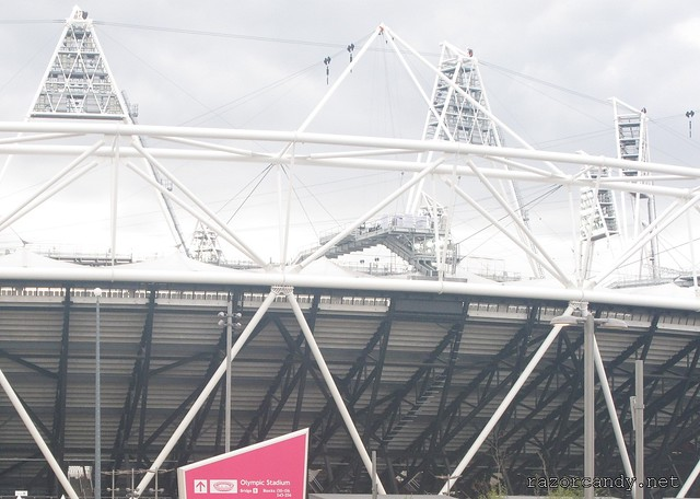 Olympics Stadium - 5th May, 2012 (1)