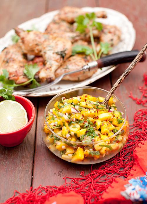 Roasted Marinated Chicken 3