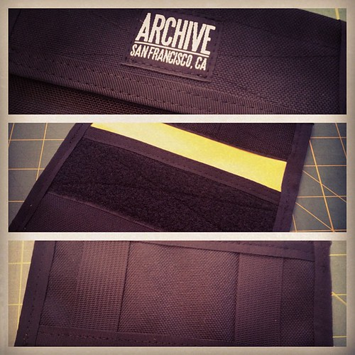 Belt Tool Pack by Archive Victor
