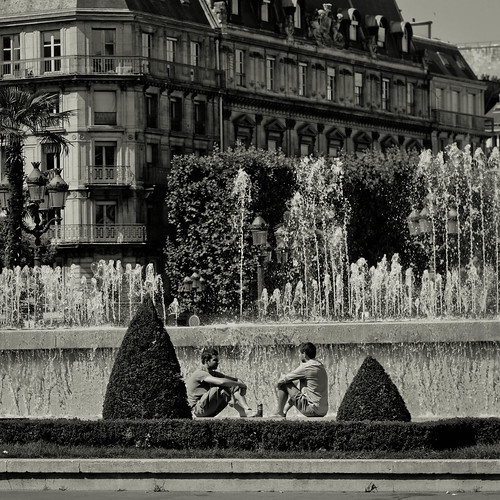 Paris Plage by Yann Beauson