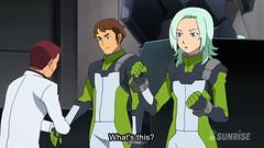 Gundam AGE 4 FX Episode 42 Girard Spriggan Youtube Gundam PH (64)