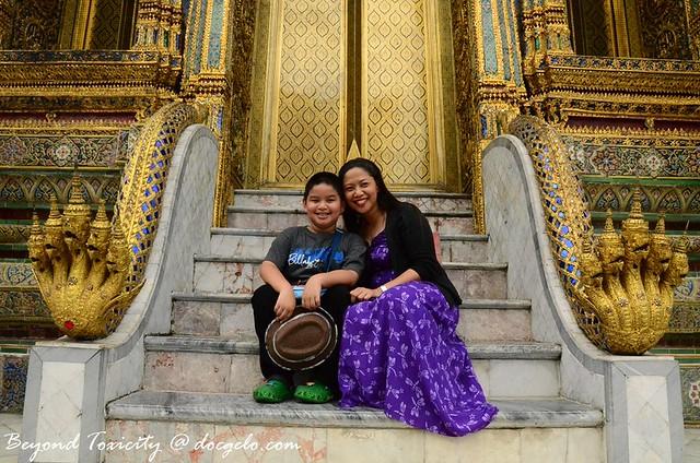 my loves at grand palace bangkok