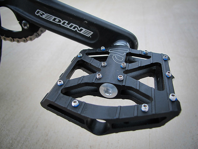 New VP-001 Pedals - BLACK