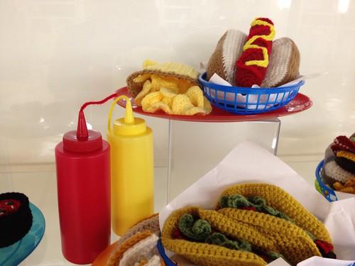 Basket foods
