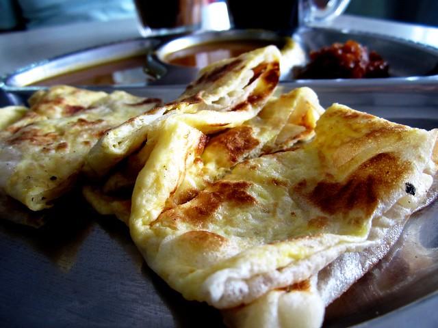 Twin Corner roti telur