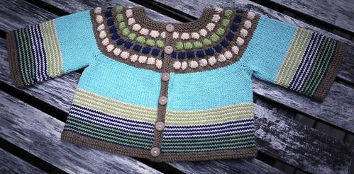 Little Bubbles Sweater