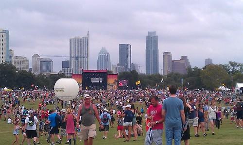 10-13-12 TX - ACL8 Austin skyline