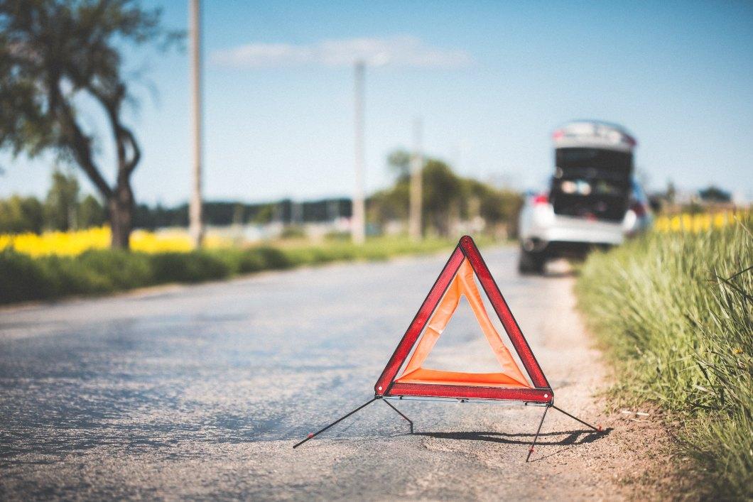 Imagen gratis de un triángulo de emergencia