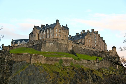 Edinburgh Castle by webmink