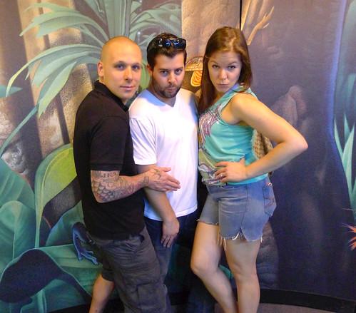 Nick, Bryan & Kate