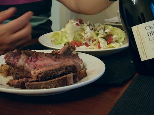 Dinner: July 14, 2012