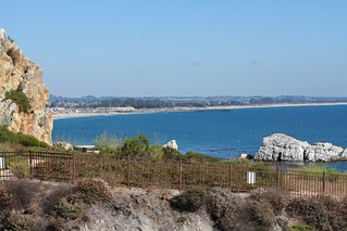 Pismo beach, from our balcony!