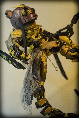 Afro Samurai Inspired Jin-N0#2 Custom by AAG (8)