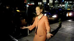 Alison Redford - AB Election 2012 pix 21 Q-Its a great night hey? A-It's a great night