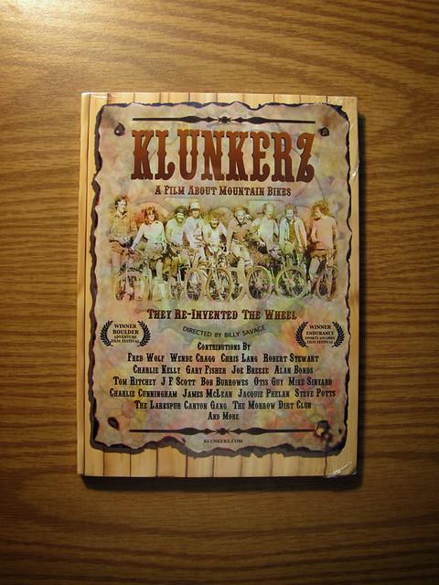 KLUNKERS 01