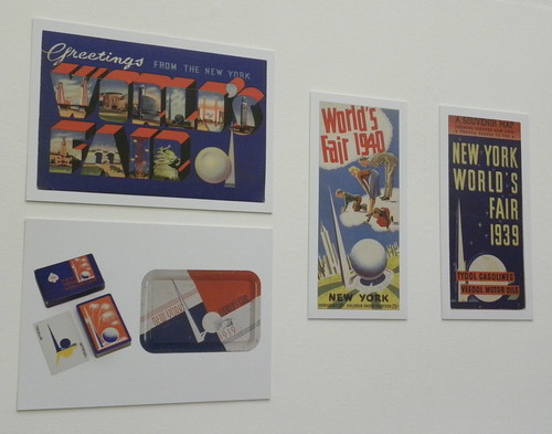 Graphic History of the Future, Holden Gallery
