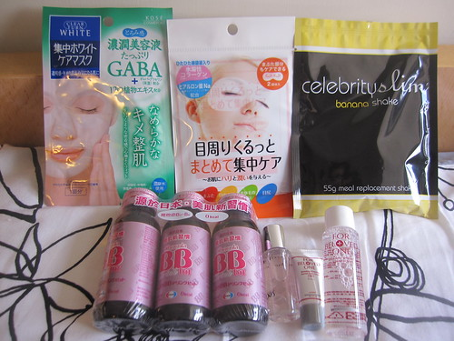 July 2012 Glamabox