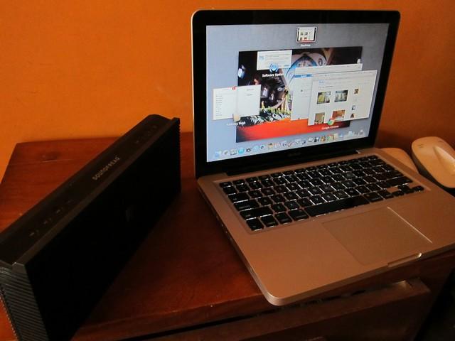 Sound Kick with the Mac