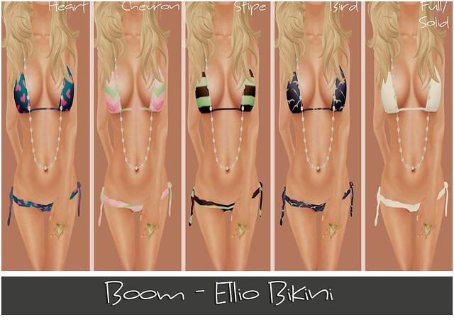 Boom Ellio bikini
