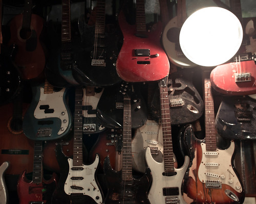 Where Guitars Go to Die
