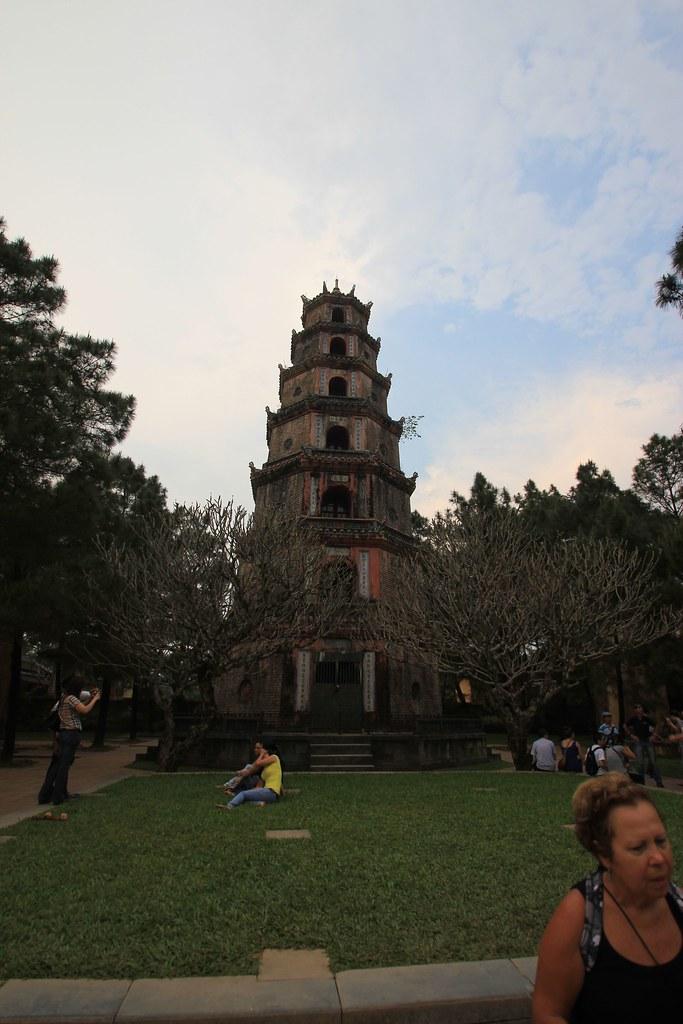 Thien Mu Pagoda- Hue, Vietnam