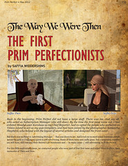 Prim Perfect: May 2012 - Then and Now