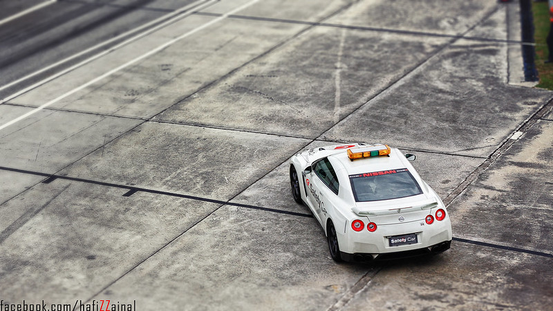GTR Safety Car