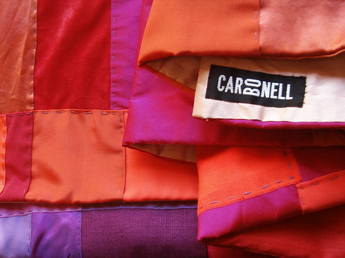 the close-up with my label by denise carbonell