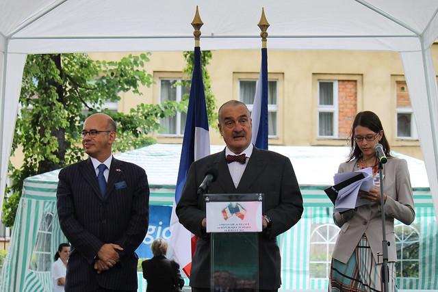 Discours du Vice Premier Ministre et Ministre des Affaires Étrangères de République Tchèque
