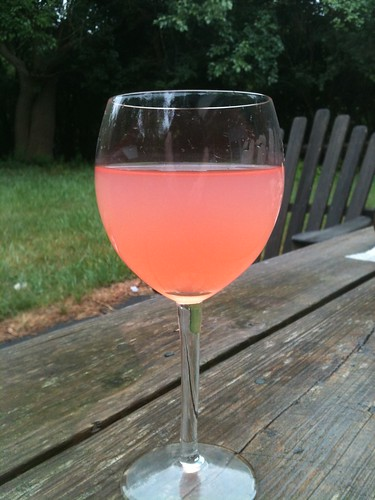 Watermelon Shrub, Done