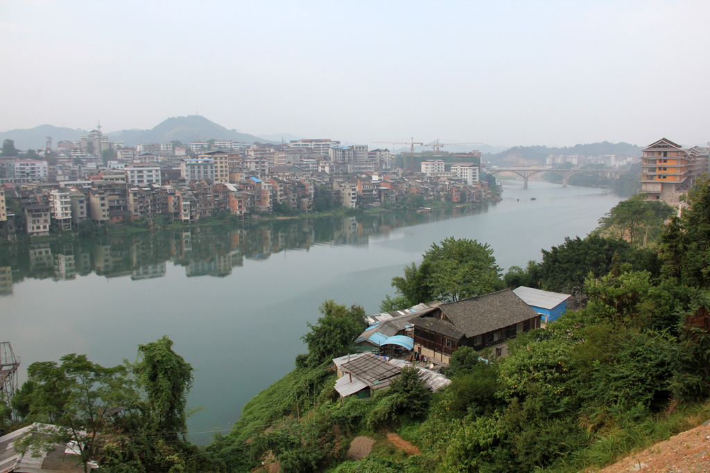 Sanjiang, China