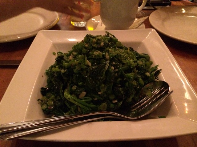 Broccoli rabe - Incanto