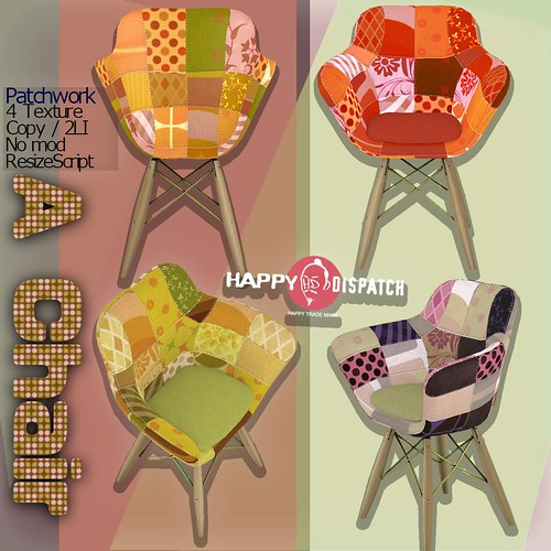 [HD]A Chair-Patchwork-