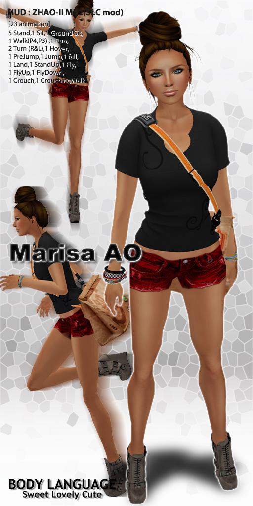 Marisa AO set