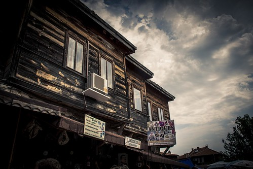 Urban Mythologies : Antiques (for Sale) (Nessebar, Bulgarie) - Photo : Gilderic