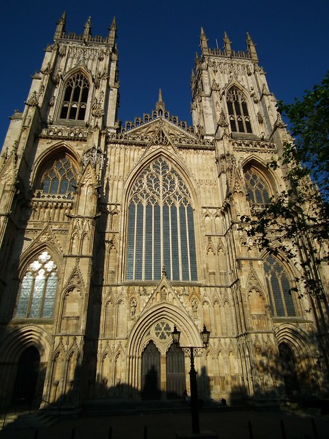 York Minster - York, Yorkshire