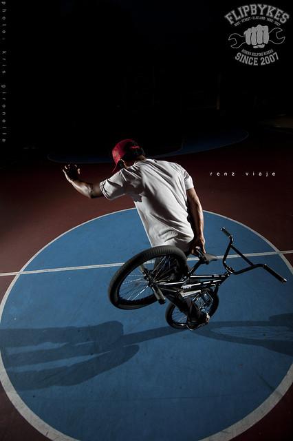 St.Martin BMX Flatland Feat. Renz Viaje